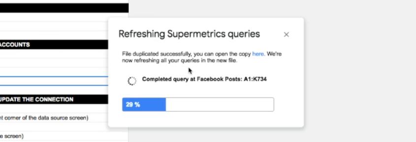 refresh-Supermetrics-queries