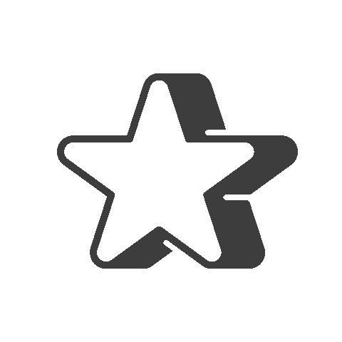 Supermetrics star icon transparent