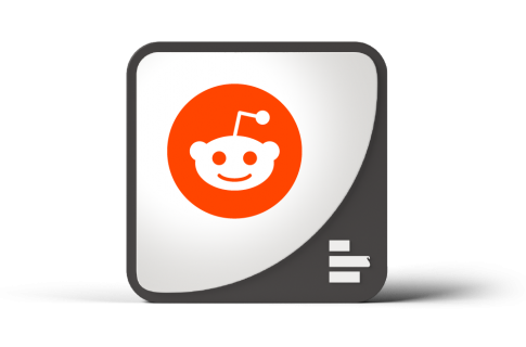 Supermetrics Reddit Public Data connector logo