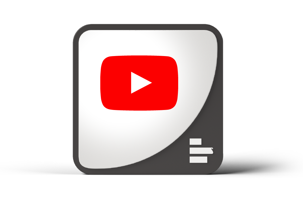 Supermetrics YouTube connector logo