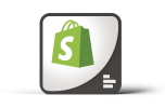 Supermetrics Shopify connector logo