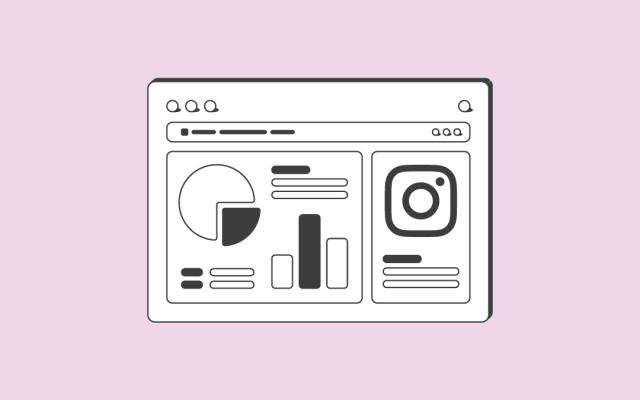 Instagram Insights template tutorial banner