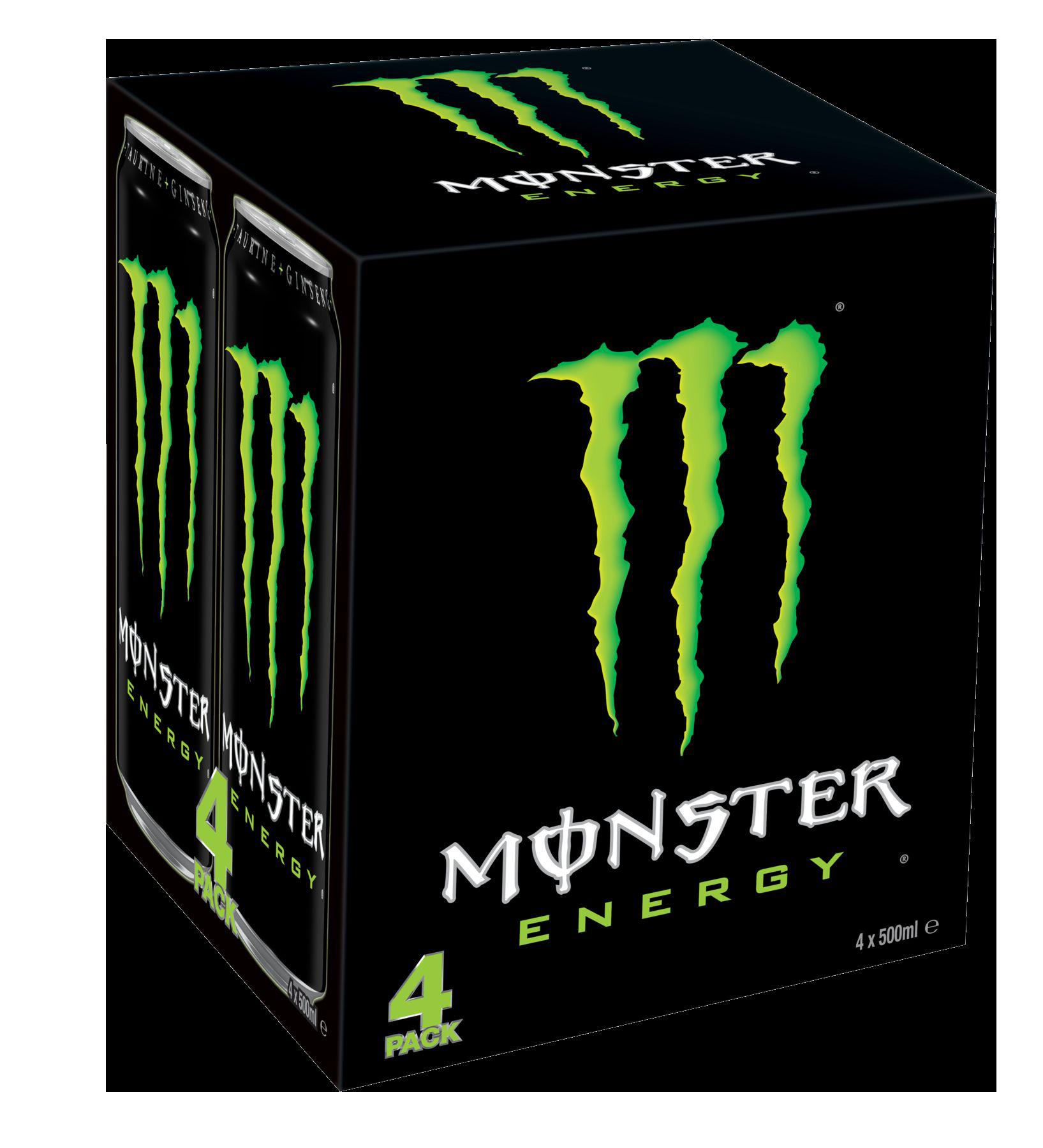 UK Monster500ml 4PK