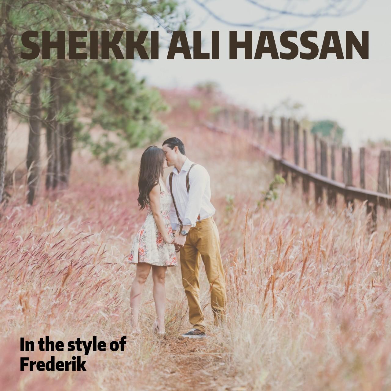Frederik Sheikki Ali Hassan