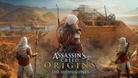 Assassin's Creed Origins - The Hidden Ones expansion logo