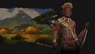 Zulu warrior chief