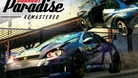 Burnout Paradise cars are racing. One car took flying lessons in order to overtake the other.