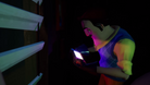 Hello Neighbor goes meta with its antagonist playing on a Switch console