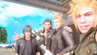 Final Fantasy XV Noctis' Group photo