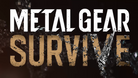 Metal Gear Survive logo