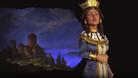 Queen Tamar of Georgia in Civilization 6: Rise And Fall
