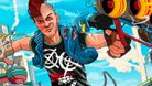 picture showing a charachter from sunset overdrive