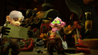 Picture of some weird gnomes with pink hair in World of Warcraft