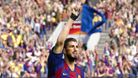 Luis Suarez in eFootball PES 2020.