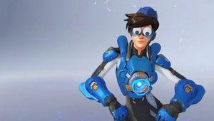 artwork showing Overwatch's googly eyes