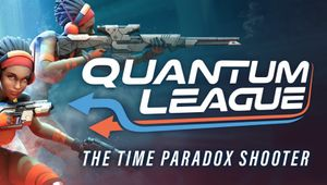 Key art for Quantum League.