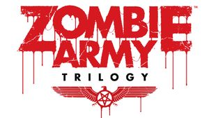 Key art for Zombie Army Trilogy.