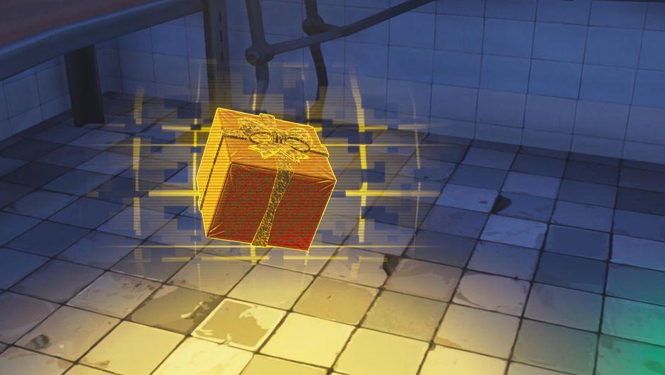 Presents, Epic's new Fortnite: Battle Royale deployable