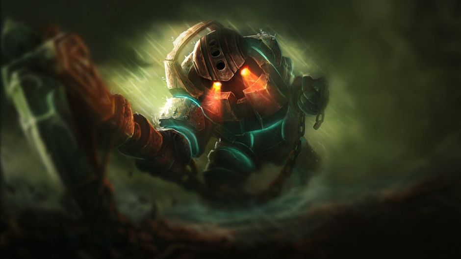 Picture of League of Legends champion Nautilus