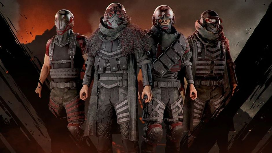 Ghost Recon Breakpoint raid sets