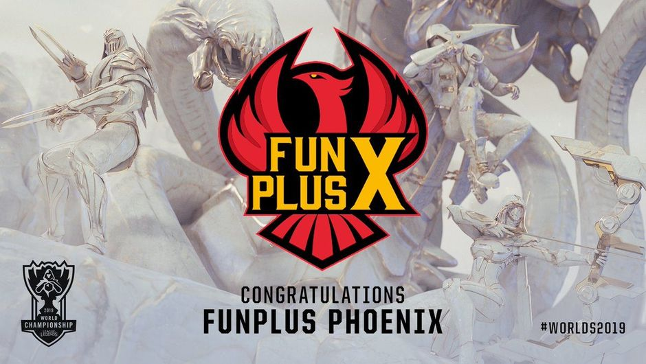 Picture of the FunPlus Phoenix logo