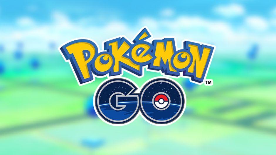 artwork showing pokemon go logo