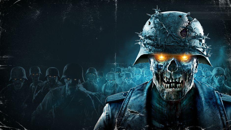 Key art for Zombie Army 4: Dead War