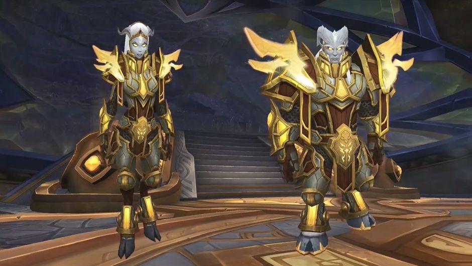 Paladin heritage armour