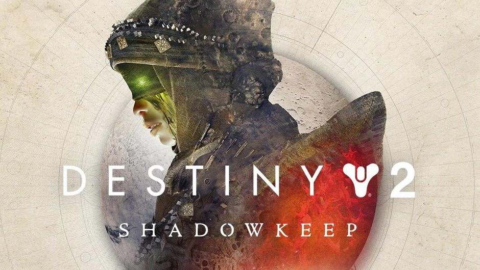Destiny 2 poster for the upcoming expansion Shadowkeep