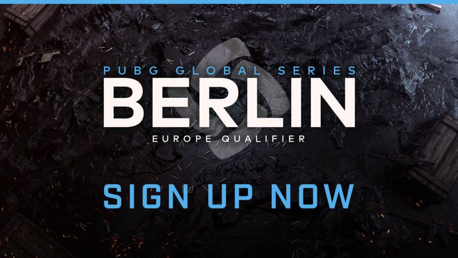 PUBG Global Series promo image