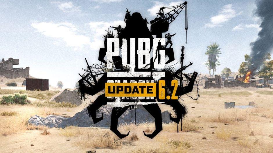 PUBG update 6.2 promo image