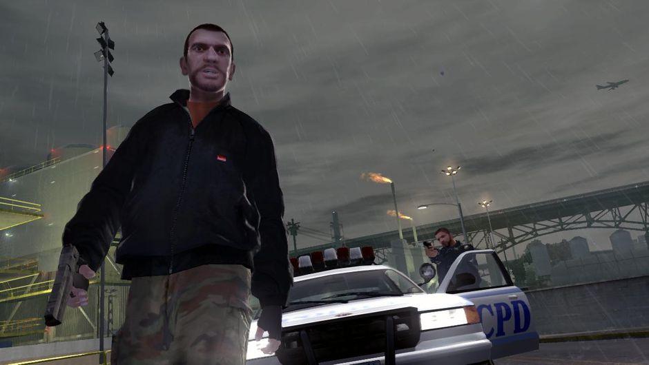 GTA IV - in-game screenshot