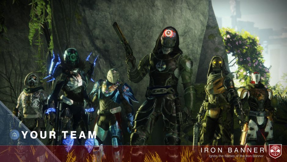 Destiny 2 - Iron Banner cuts the grind even shorter