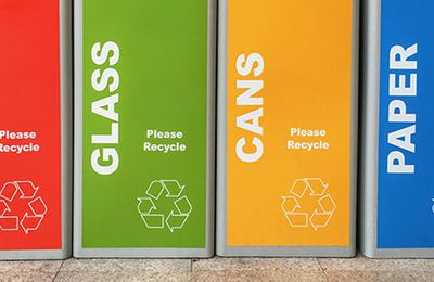 How to recycle in the UK