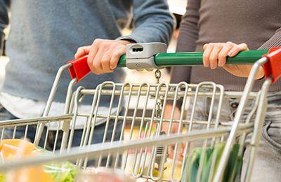 Supermarket price comparison