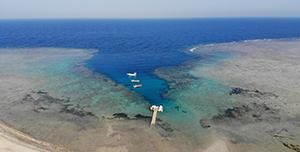 Marsa Shagra Aerial Video