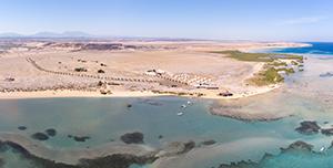 Wadi Lahami Aerial Video