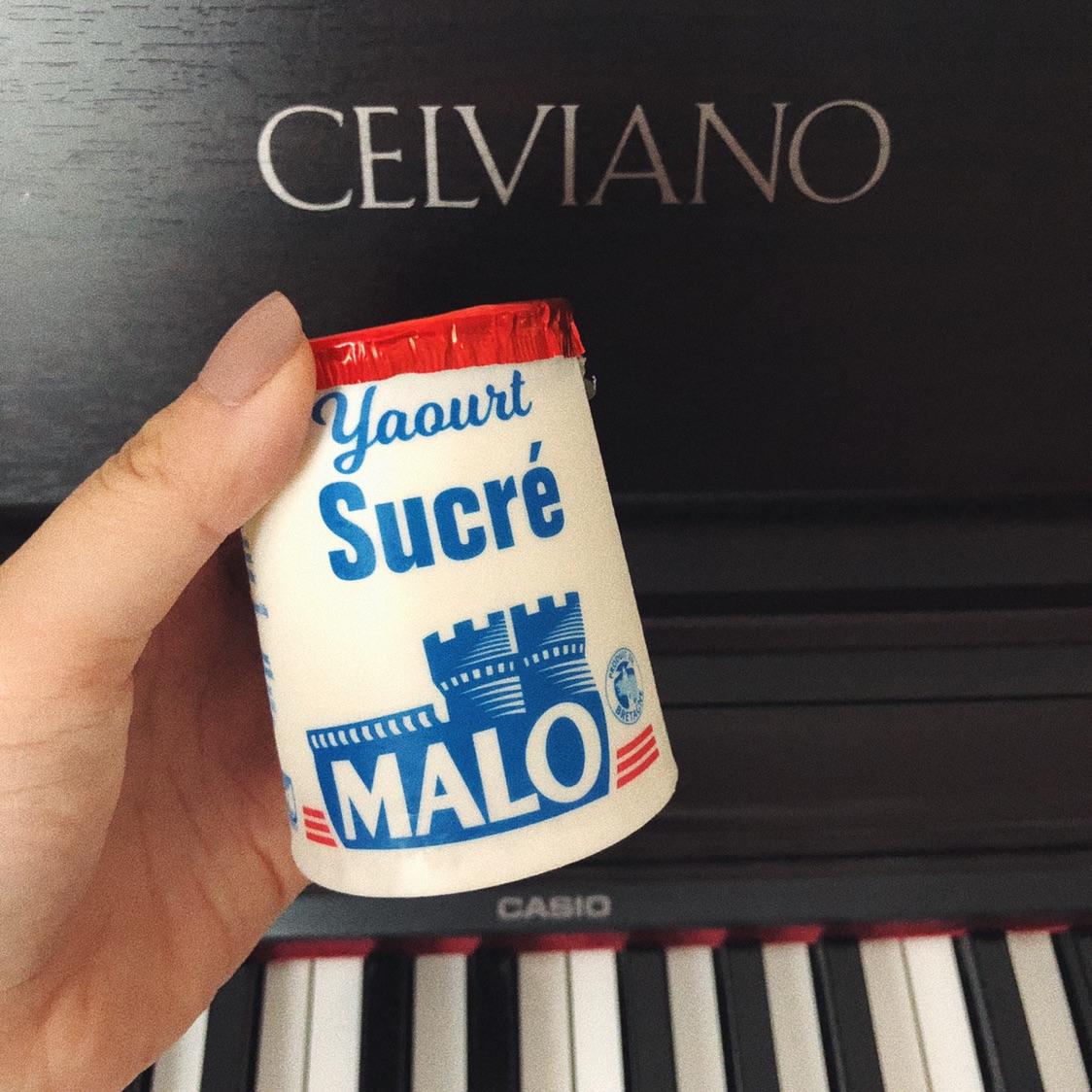 跟小时候瓷罐酸奶一个味道
