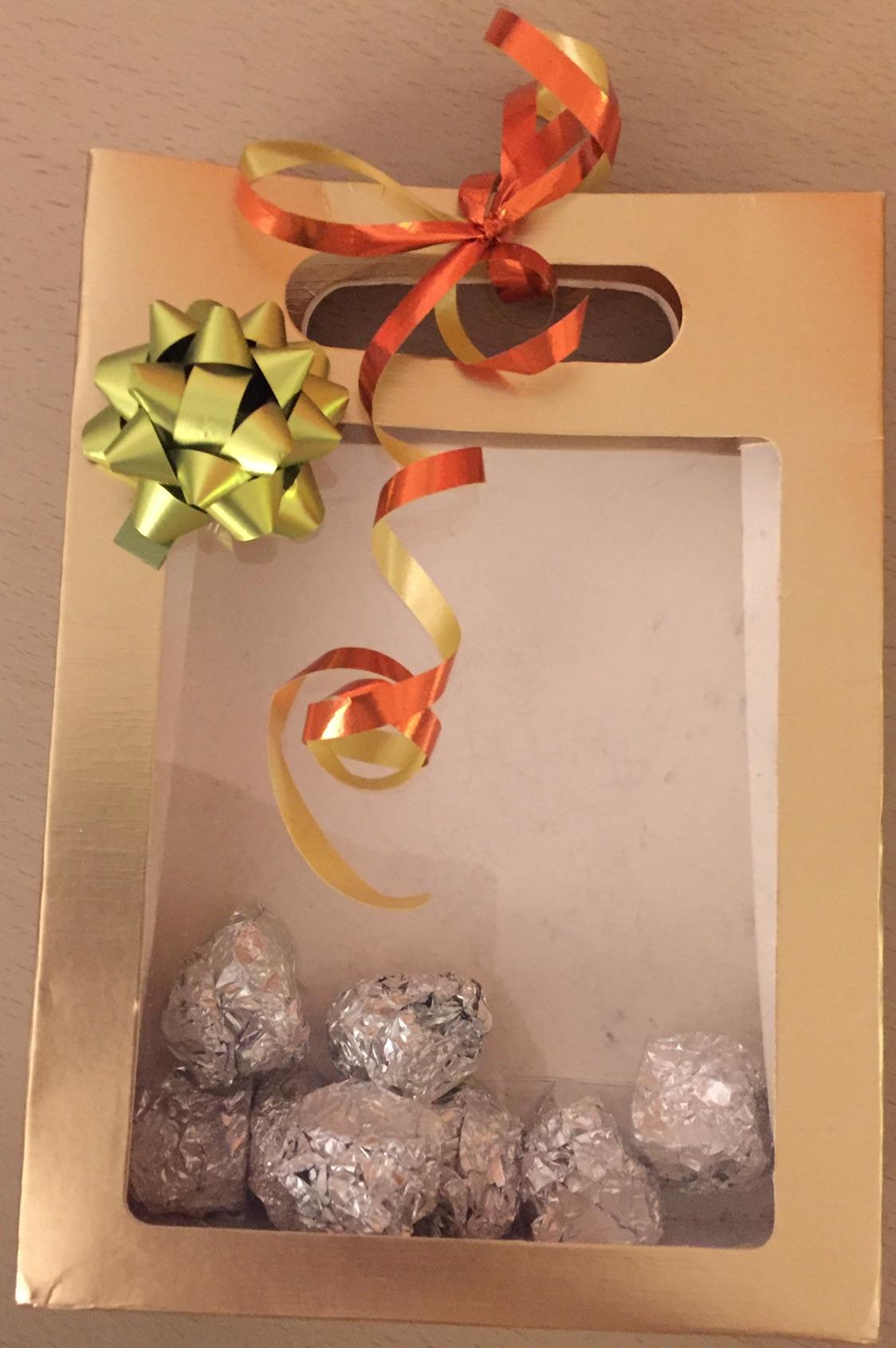 最爱你傻傻给我准备礼物的样子