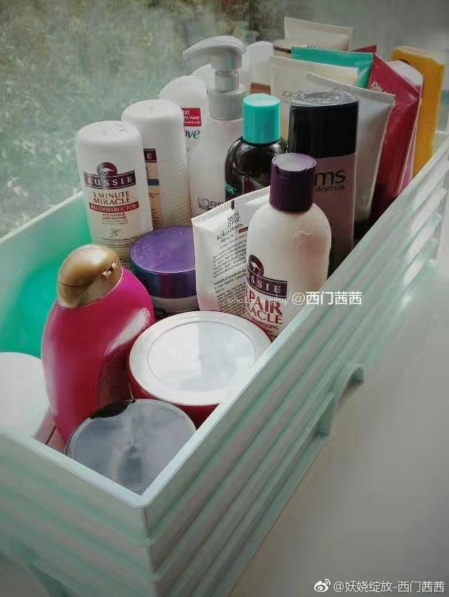 西门茜茜の洗护空瓶记