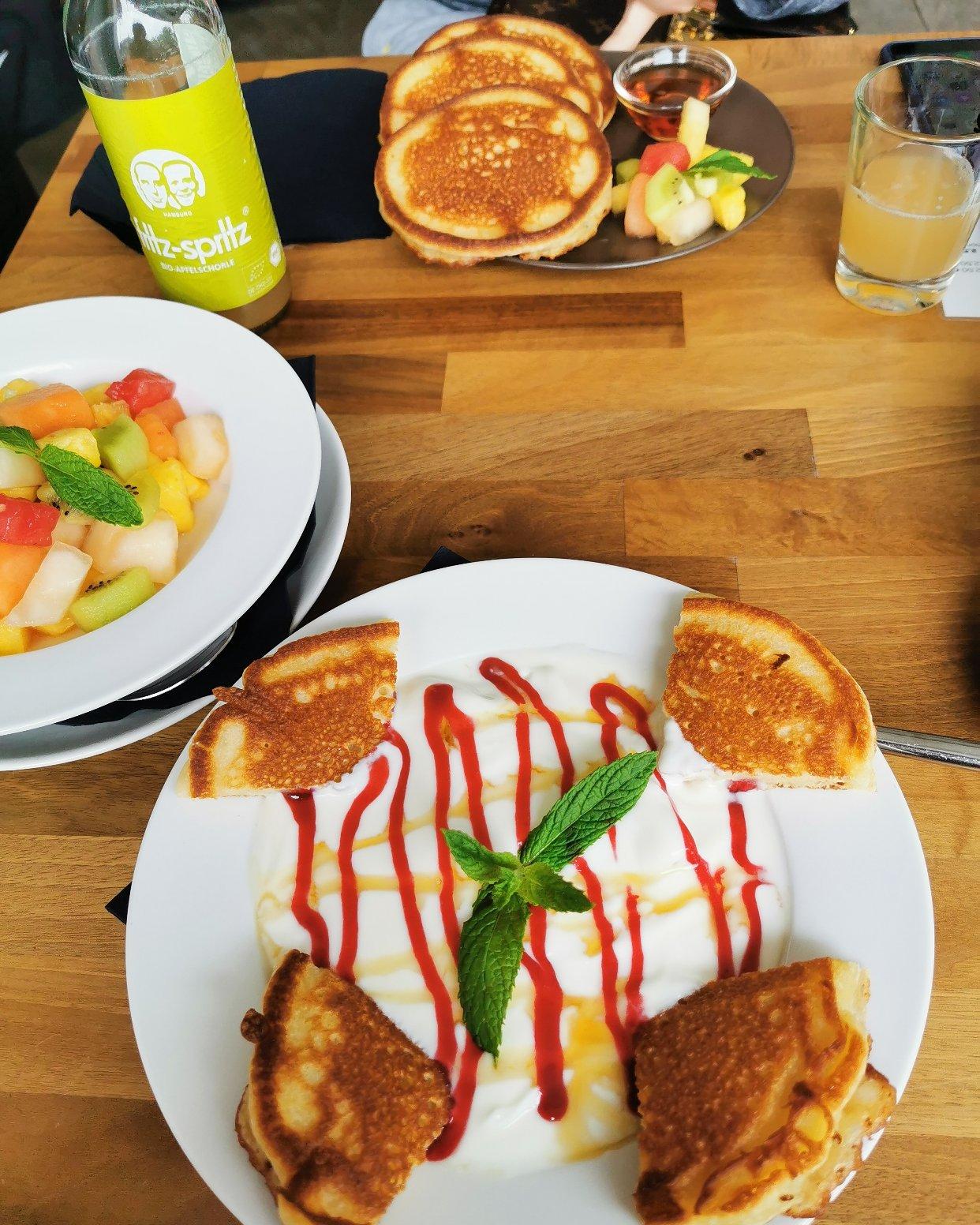 又美又好吃的Pancake
