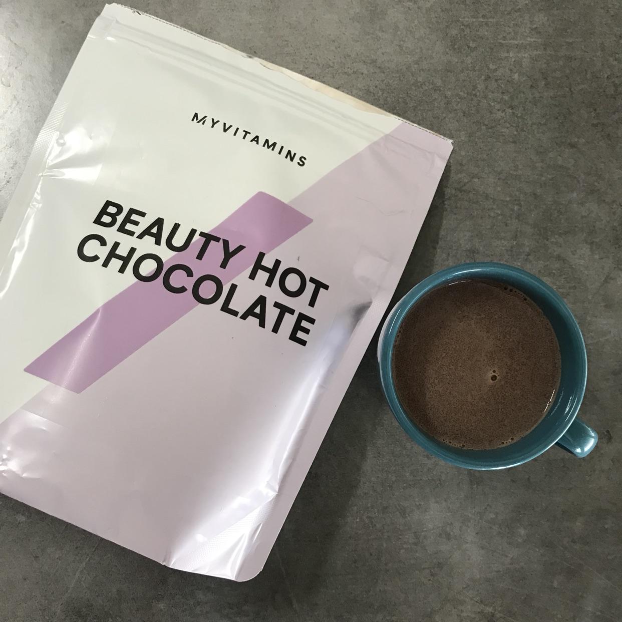 Myvitamins的热巧克力~~