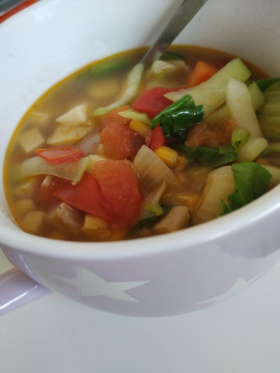 营养美味菜汤,桥本氏甲状腺炎患者的饮食习惯