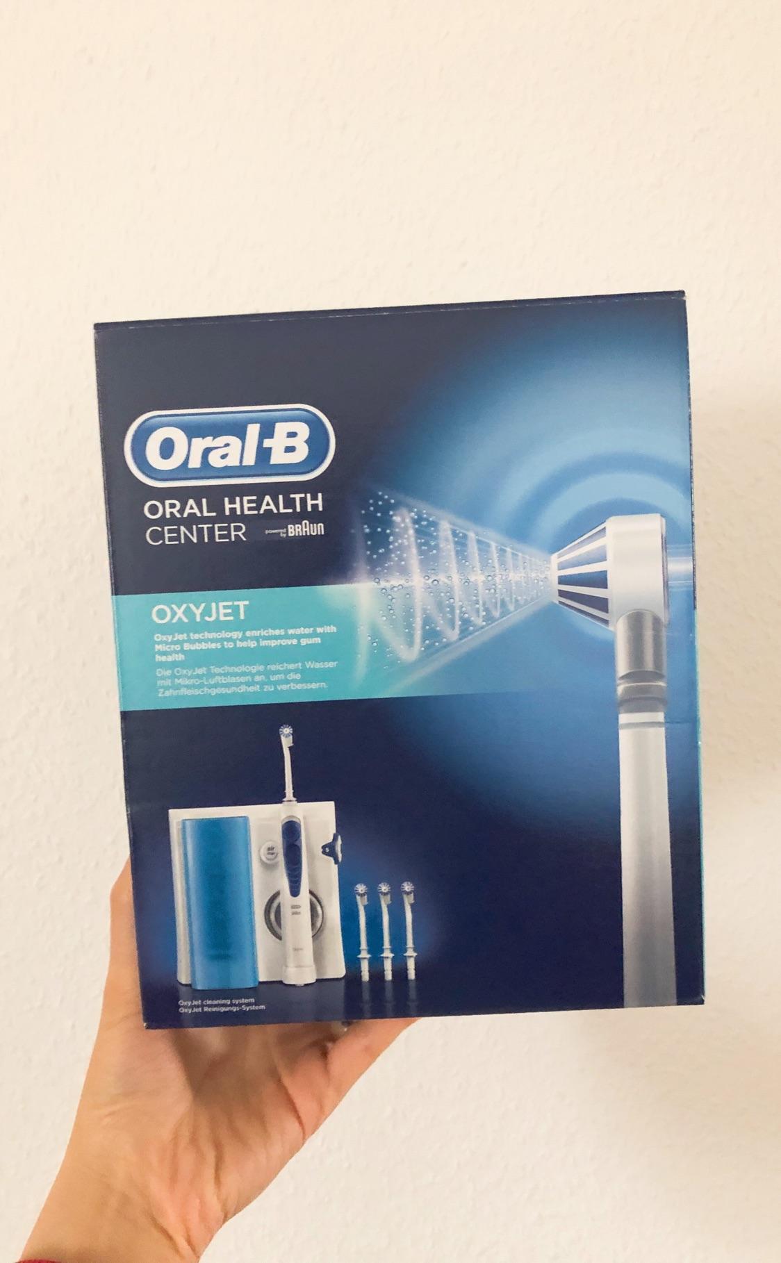 Oral-B Oxyjet 水牙线