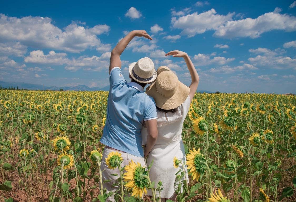 相爱十年,异地恋到异国恋,跨越了时间和距离