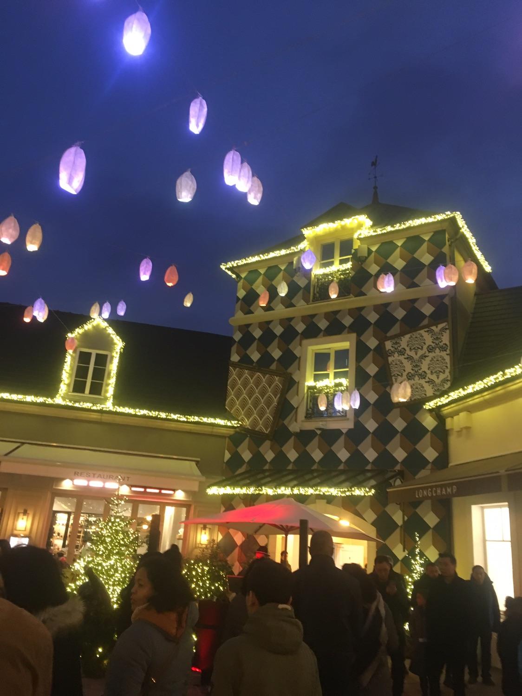 河谷购物村里我最想要的新年礼物!