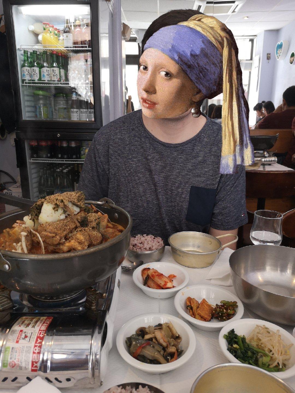 akasaka 打卡土豆排骨汤