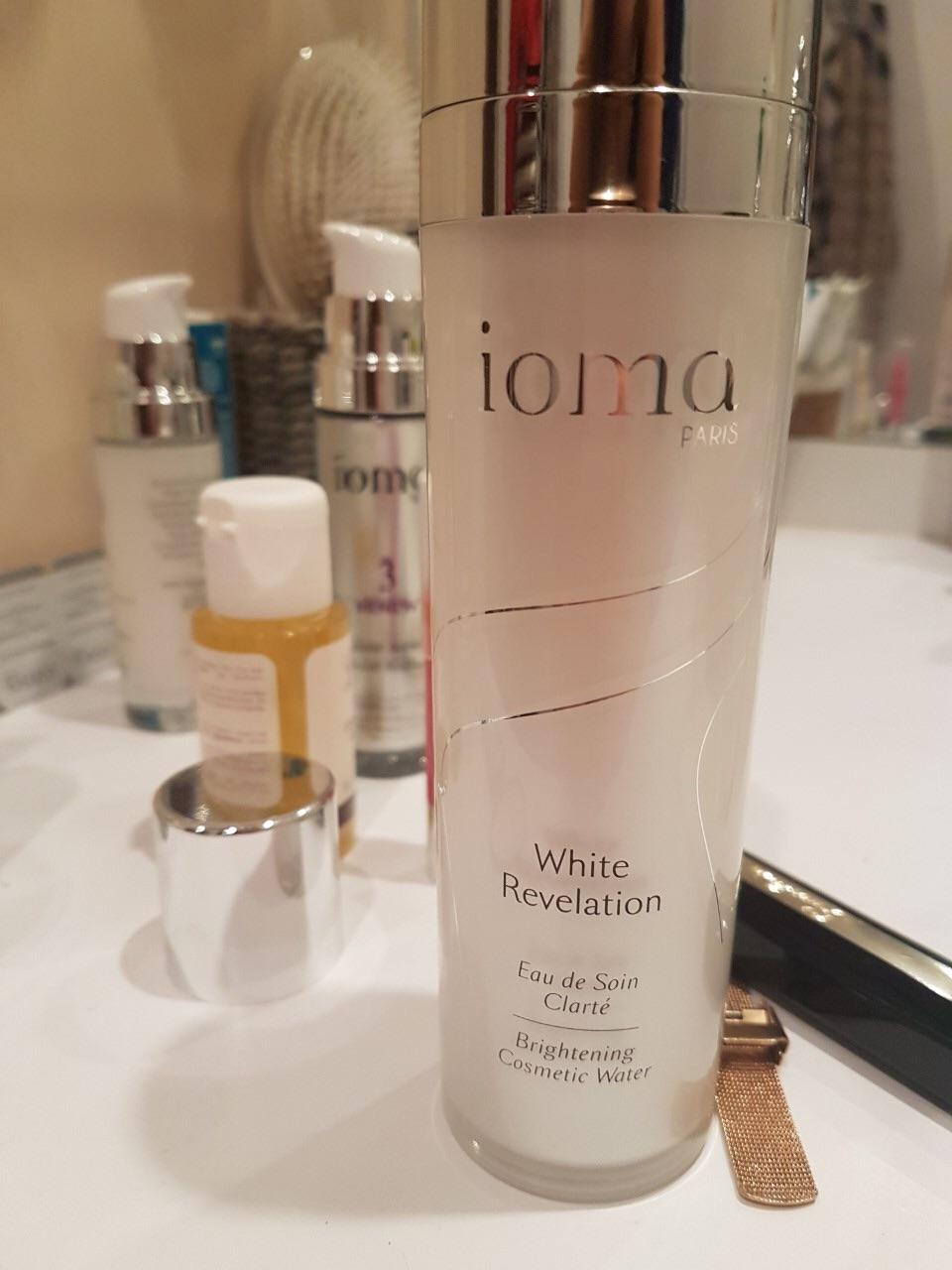 ioma激光亮白系列化妆水