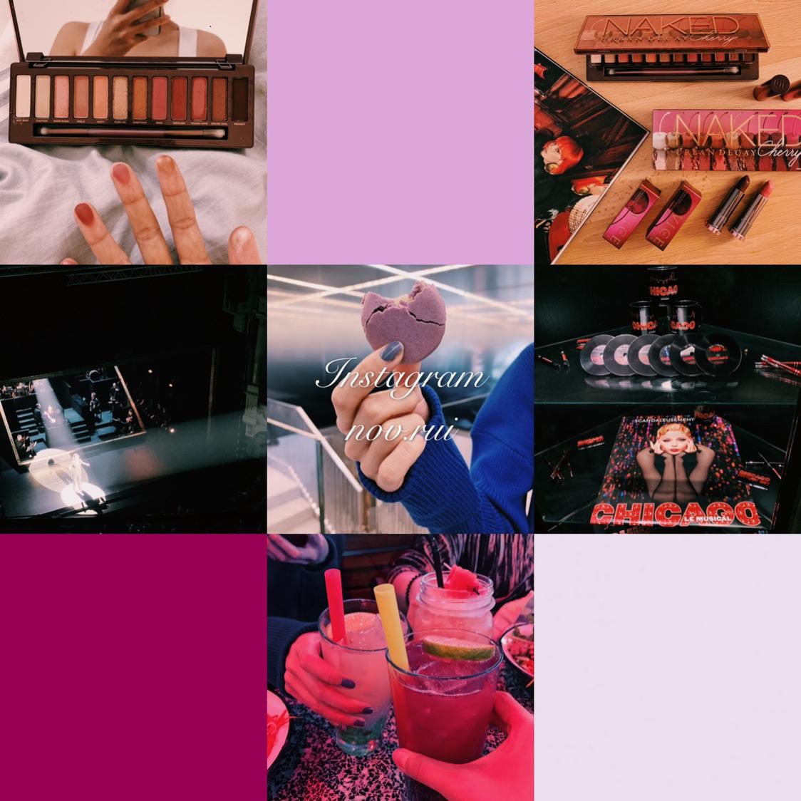 Cherry系列的颜色是巴黎的颜色