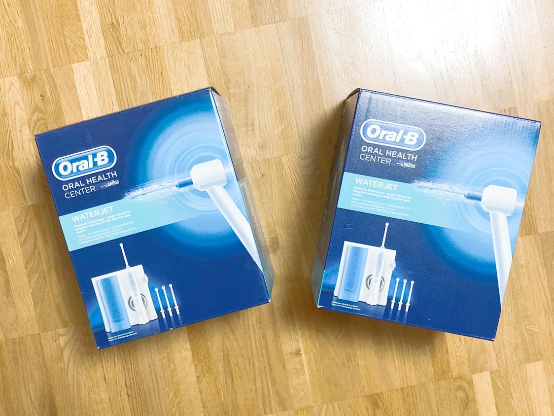 Oral-B冲牙器